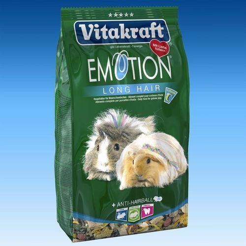 emotion long hair pokarm dla świnek morskich marki Vitakraft