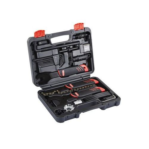 Red cycling products home toolbox narzędzie rowerowe 22 tlg. czarny zestawy narzędzi