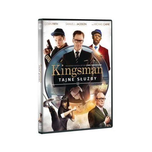 OKAZJA - Imperial cinepix Kingsman. tajne służby (dvd) - vaughn matthew darmowa dostawa kiosk ruchu