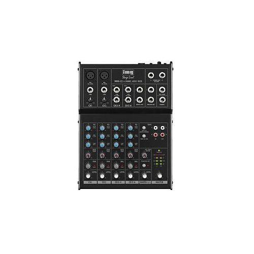 IMG Stage Line MMX-22, 4-kanałowy mikser audio
