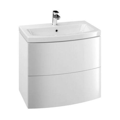 Cersanit szafka easy pod umywalke easy 70 biała