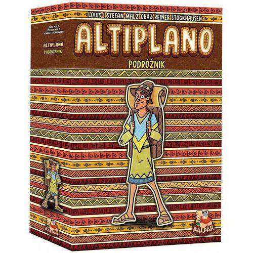 Gra altiplano: podróżnik dodatek marki Baldar