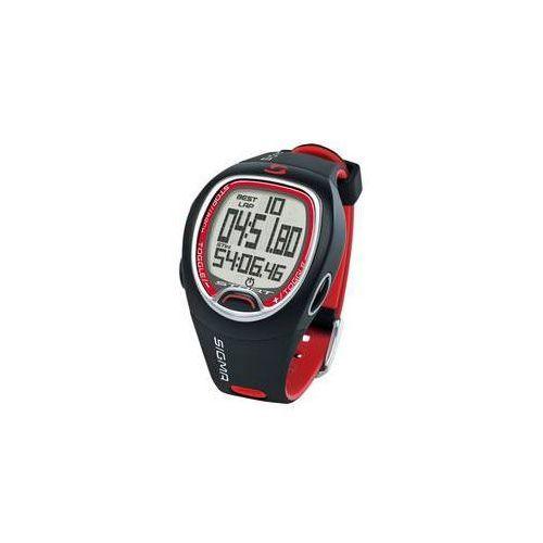 Zegarek / stoper  sc 6.12 - czarno/czerwony wyprodukowany przez Sigma