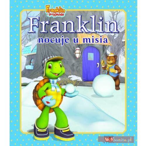 Franklin nocuje u misia, oprawa miękka