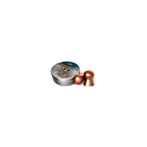 Śruty Miedziane Diabolo Półokrągłe 4,5mm – 200szt.