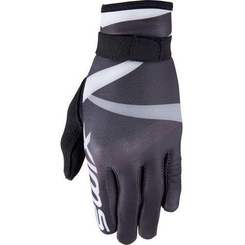 Swix rękawice damskie competition gws, czarne, 8/l
