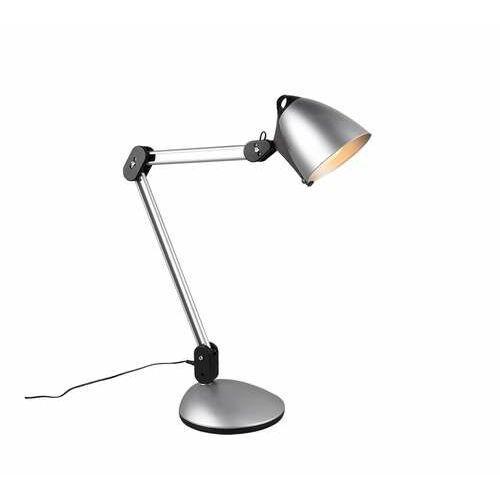 Trio Nadal 525410187 lampa stołowa lampka 1x7W LED tytanowa (4017807457148)