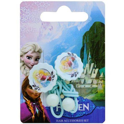 Ozdoby do włosów gumki frozen marki Disney