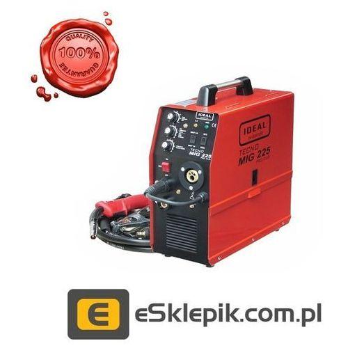 Ideal TECNOMIG 225 PRO CuSi MMA - Półautomat MIG/MAG