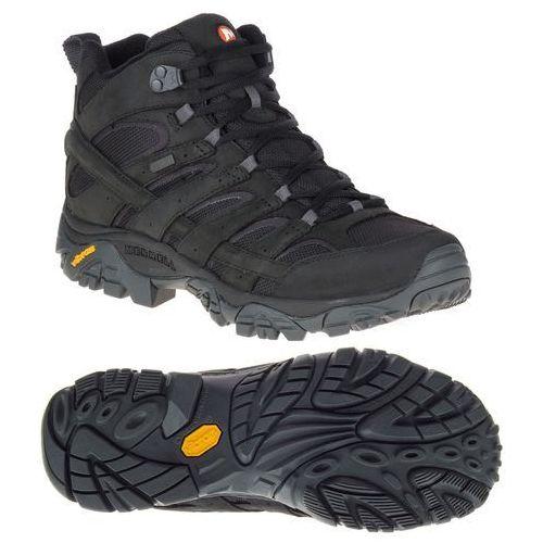 Merrell Buty męskie trekkingowe moab 2 smooth j42503 41,5