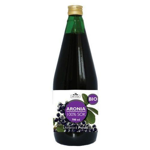 Dr gaja sok z aronii bio 700ml