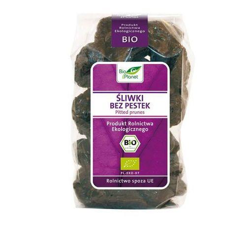 Śliwki kalifornijskie bez pestek bio 400 g - bio planet marki Bio planet - seria fioletowa (owoce i warzywa susz