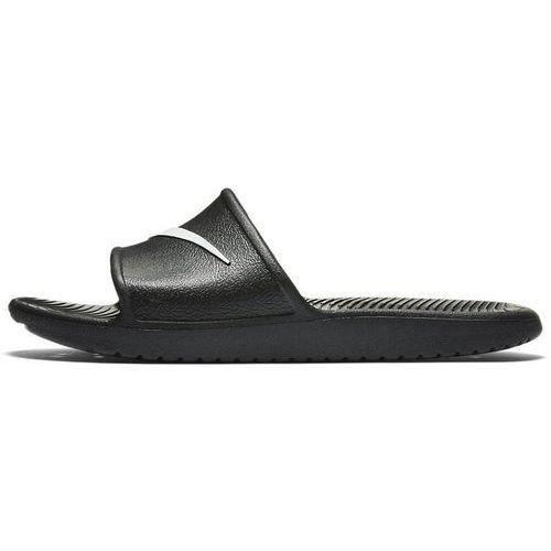 Klapki Nike Kawa Shower 832528-001, kolor czarny