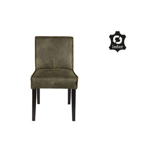 Be Pure Krzesło RODEO wojskowa zieleń - Woood 378614-A (8714713061648)