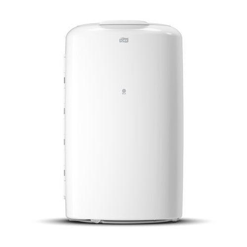 Kosz na odpady higieniczne 50 litrów Tork ELEVATION plastik biały (7322540349429)
