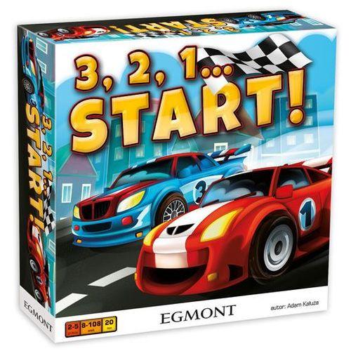 Gra planszowa 3,2,1 marki Egmont