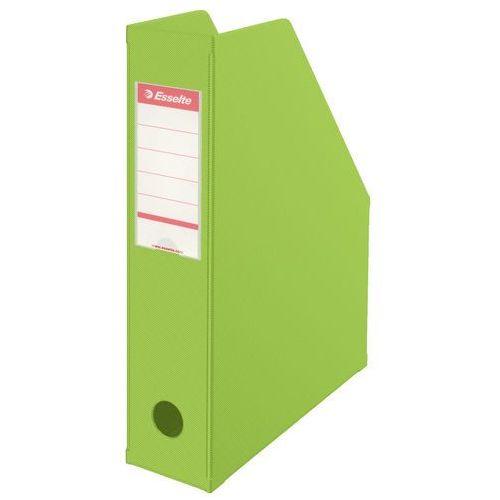 Esselte Pojemnik na dokumenty vivida 7cm zielony składany