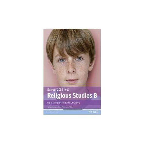 Edexcel Gcse (9-1) Religious Studies B Paper 1: Religion And Ethics - Christianity