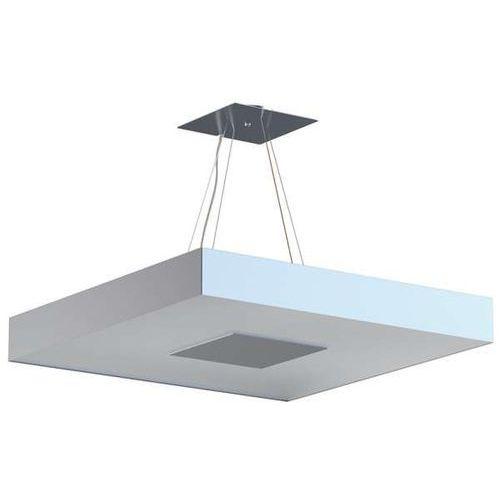 Cleoni Lampa wisząca vandura 1139w1+kolor kwadratowa oprawa zwis