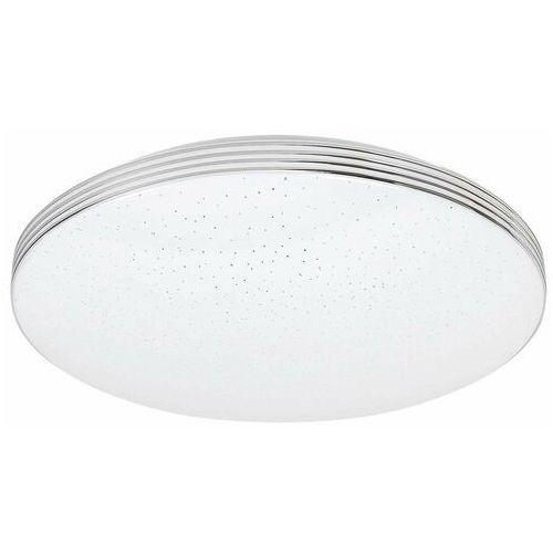 Plafon elina led 3447 lampa sufitowa 1x12w led biały / czarny marki Rabalux