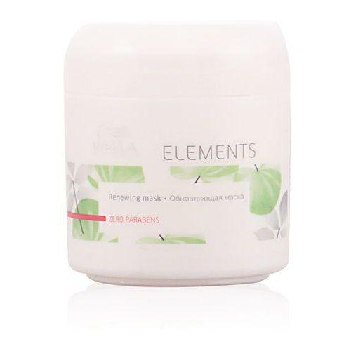 Wella Professionals Elements maseczka regenerująca bez parabenów (First Free of Care System) 150 ml