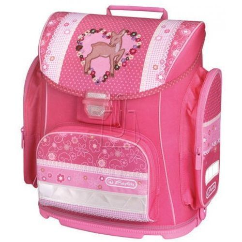 Tornister plecak szkolny Midi Heart Fawn HERLITZ - Heart Fawn, 025512