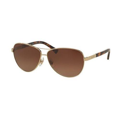 Okulary słoneczne ra4116 polarized 3138t5 marki Ralph by ralph lauren