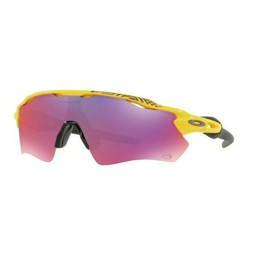 Okulary radar ev path yellow tour de france collection 2018 prizm road oo9208-6938 marki Oakley