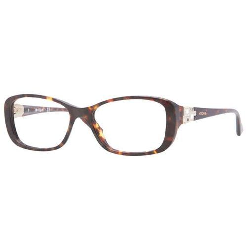 Vogue eyewear Okulary korekcyjne  vo2842b timeless w656