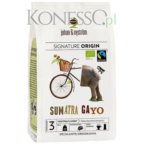 Kawa ziarnista  sumatra gayo mountain 250g marki Johan & nyström