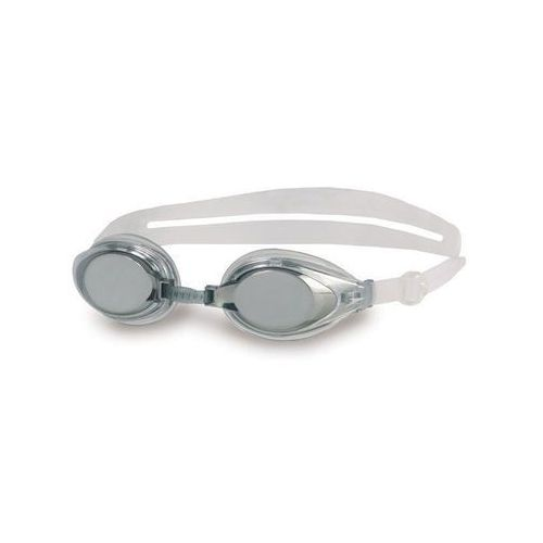 Speedo Okulary pływackie  mariner 8706010488 clear - clear