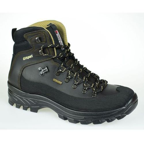 Męskie buty trekkingowe 10248d116g brąz 45 marki Grisport