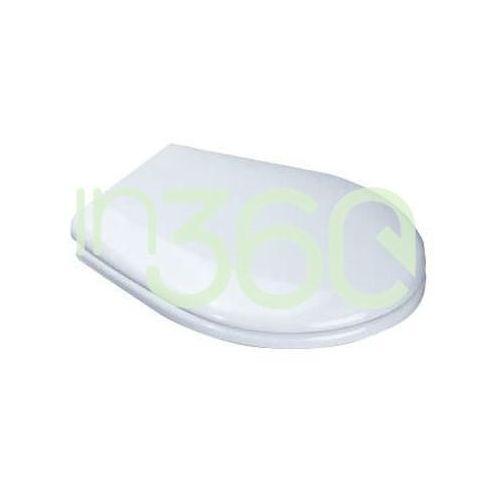 Ideal standard ecco deska sedesowa wc antybakteryjna biała vv300601
