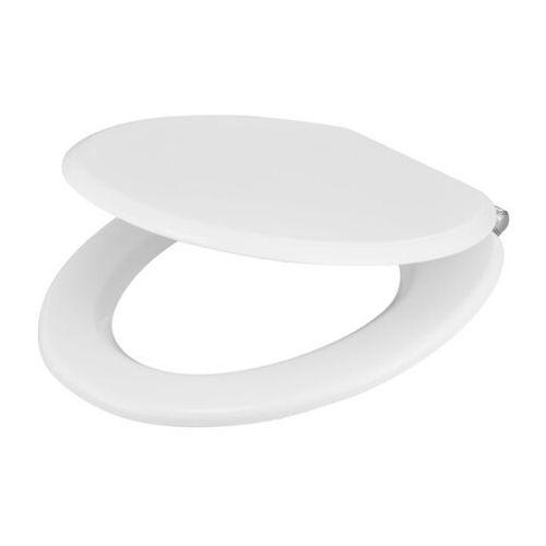 Goodhome Deska wc pilica mdf wolnoopadająca biała (5059340081182)