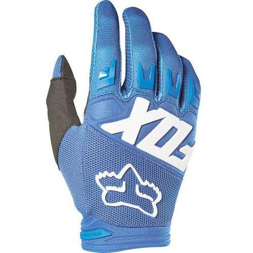 Fox Dirtpaw Rękawiczki Mężczyźni, blue S 2019 Rękawiczki długie (0191972044359)