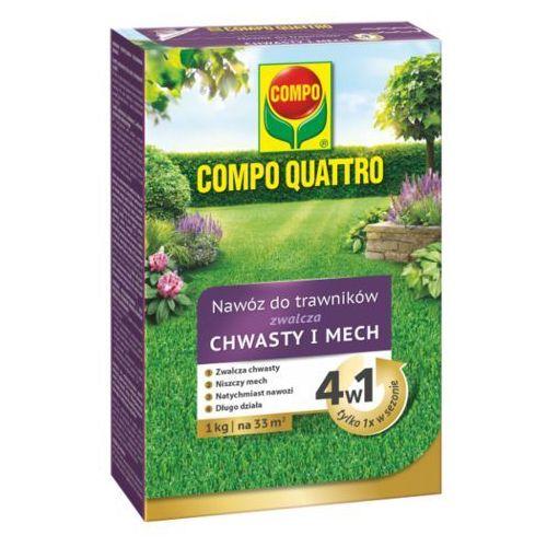 Compo nawóz compo quatro do trawników, 1 kg (4008398309329)