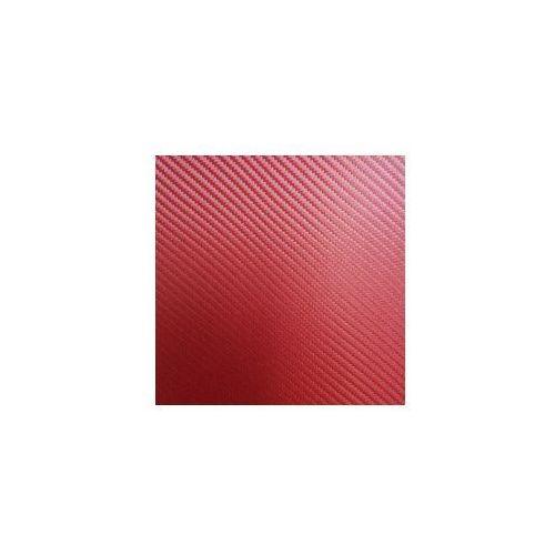 Folia wylewana carbon czerwony perłowy szer. 1,52m cbx12 marki Grafiwrap