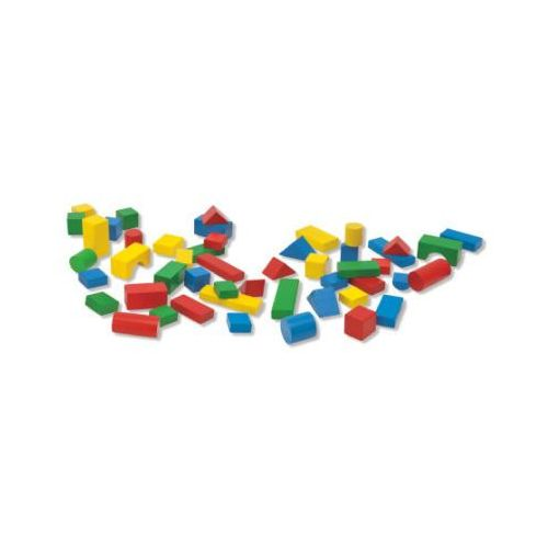 HEROS Kolorowe klocki Baby-Box 50401