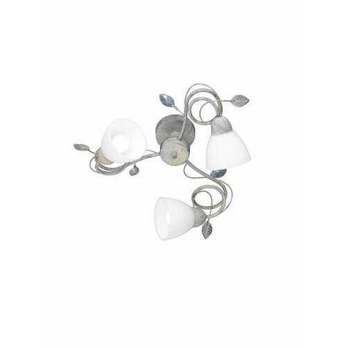 Trio -leuchten traditio lampa sufitowa siwy, 3-punktowe - dworek - obszar wewnętrzny - traditio - czas dostawy: od 3-6 dni roboczych