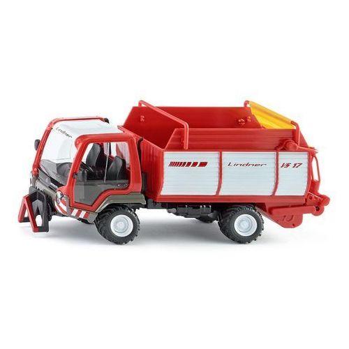 Model SIKU Farmer Transporter Lindner z przyczepą 3061