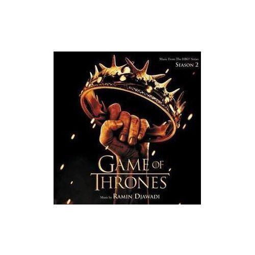 Varese sarabande Game of thrones: season two (score) / o. s. t. (0030206714821)