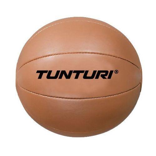 Tunturi Medicine Ball Synthetic Leather 1kg, 14TUSBO097