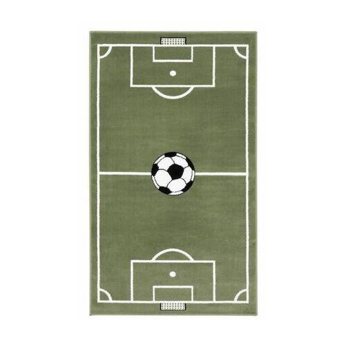 Agnella Dywan dziecięcy boisko jasnozielony 100 x 170 cm