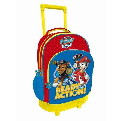 Plecak na kółkach Psi Patrol