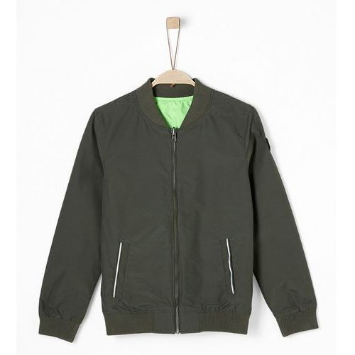 s.Oliver RED LABEL Kurtka Bomber dark green, 62803514383