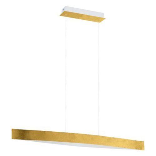 lampa wisząca FORNES LED złoty/biały, EGLO 93341