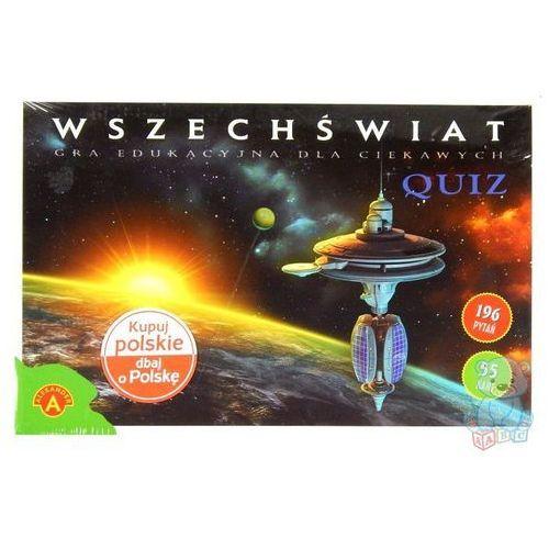 Alexander Gra - wszechświat. quiz (5906018005806)