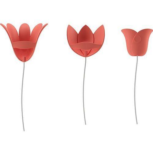 Umbra Dekoracja ścienna bloomer czerwona