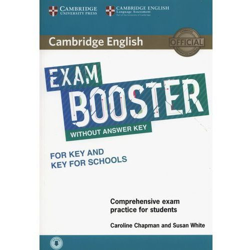 Cambridge English Exam Booster for Key and Key for Schools Without Answer Key with Audio (9781316641804)