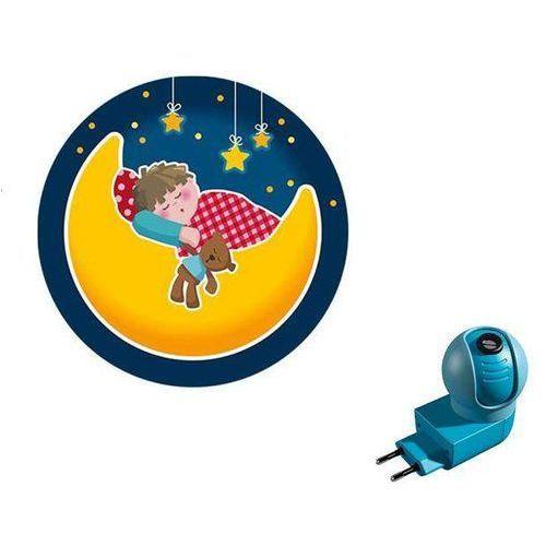 HABA Projektor do gniazdka elektrycznego Skrzat księżycowy 301435 (4010168208398)